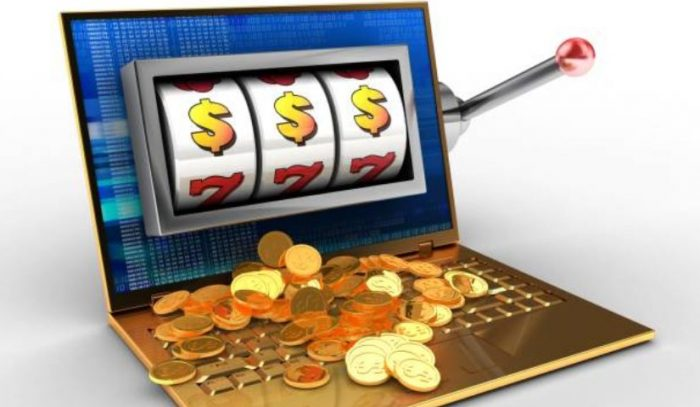 play slots at home